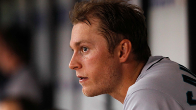 Seattle Mariners outfielder Michael Saunders