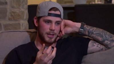 Dallas Stars' Tyler Seguin, Jamie Benn
