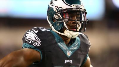 Eagles wide receiver Jeremy Maclin