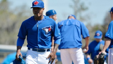 Blue Jays pitcher Marcus Stroman out for the night