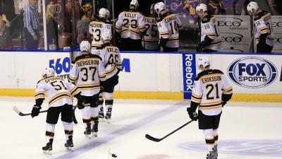 Bruins at Lightning