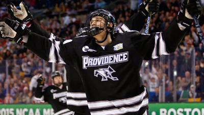 Providence forward Mark Jankowski