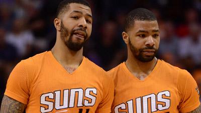 Phoenix Suns forward Markieff Morris