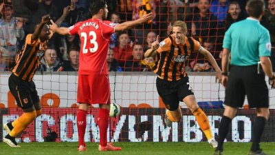 Michael Dawson and Emre Can
