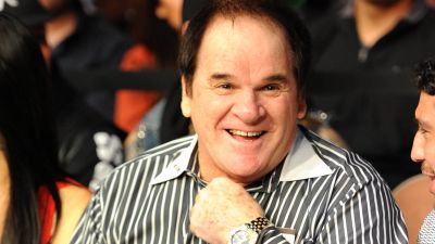 Pete Rose almost played a role in Airplane!