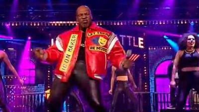 Mike Tyson on Lip Sync Battle