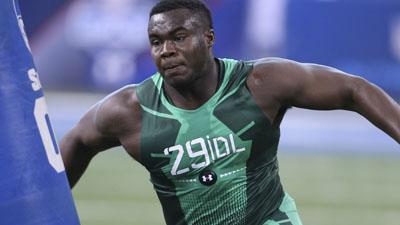 Grady Jarrett NFL draft