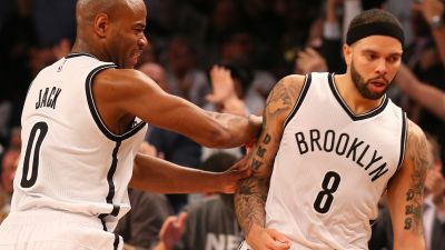 Brooklyn Nets guard Jarrett Jack