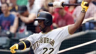 Pittsburgh Pirates center fielder Andrew McCutchen