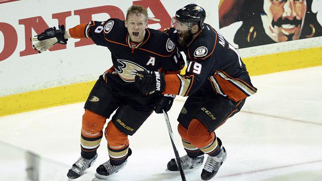 Anaheim Ducks, Corey Perry