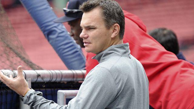 Red Sox general manager Ben Cherington
