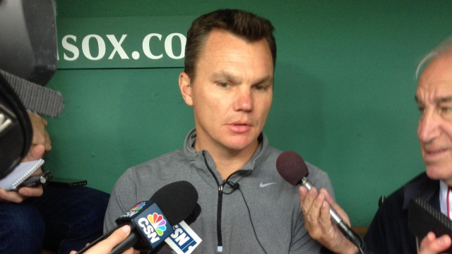 Boston Red Sox general manager Ben Cherington