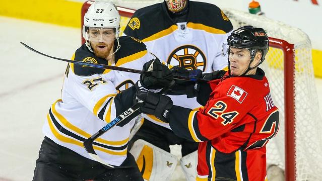 Dougie Hamilton, Boston Bruins defenseman