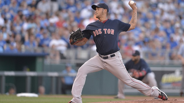 Red Sox Starter Eduardo Rodriguez