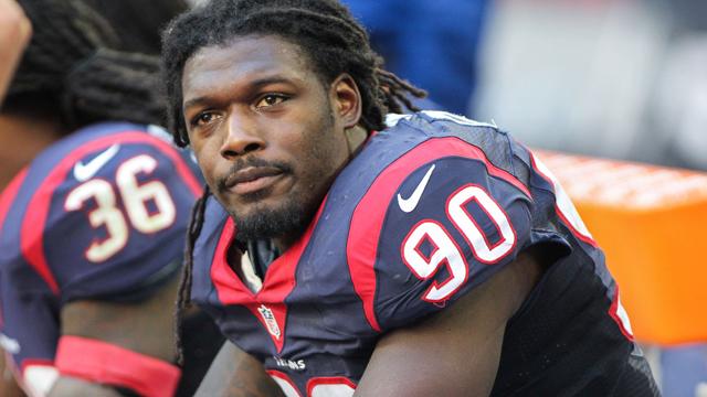 Houston Texans outside linebacker Jadeveon Clowney