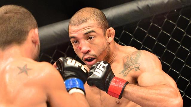 UFC fighter Jose Aldo