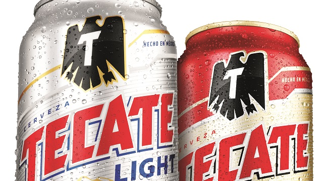 Tecate Can and Tecate Light Can