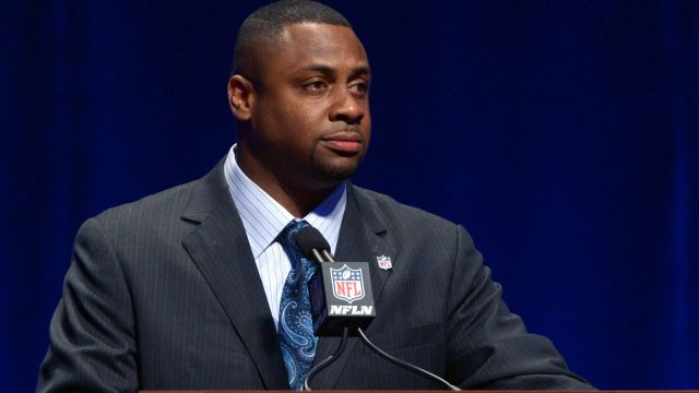 NFL executive VP of football ops Troy Vincent