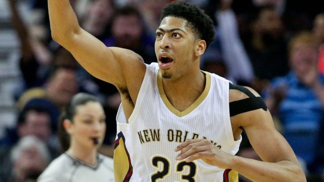 Anthony Davis Pelicans contract extension