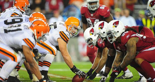 Cleveland Browns and Arizona Cardinals