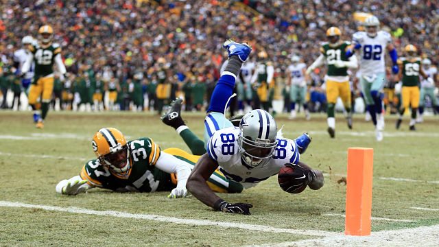 Dallas Cowboys wide receiver Dez Bryant