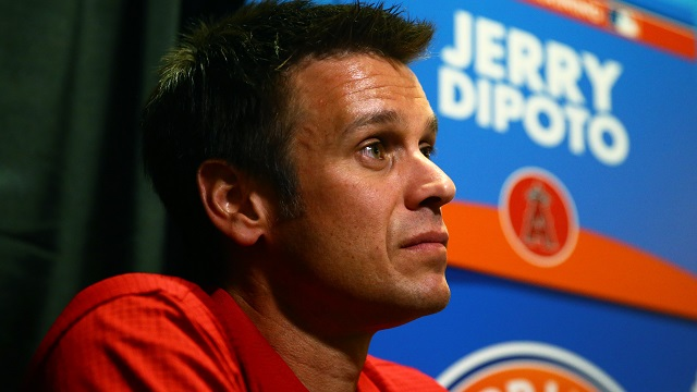 Los Angeles Angels general manager Jerry Dipoto