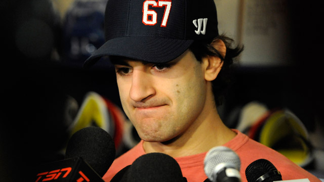 Montreal Canadiens forward Max Pacioretty