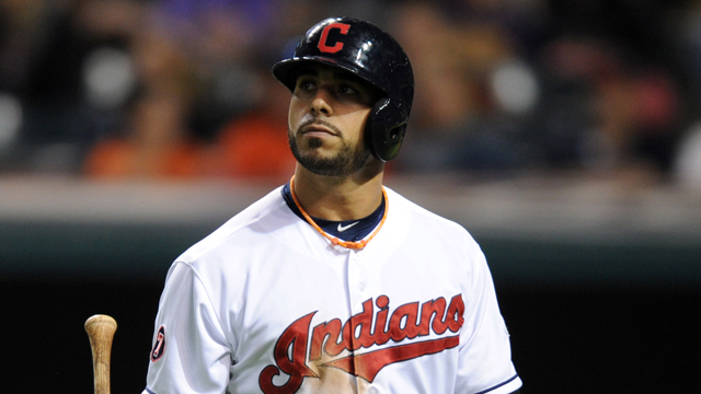 Cleveland Indians shortstop Mike Aviles