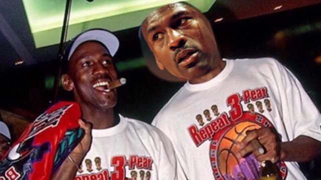 Shaquille O'Neal starts an Instagram feud with Scottie Pippen
