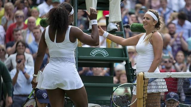 Serena Williams Wins At Wimbledon
