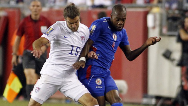 USA Gold Cup 2015