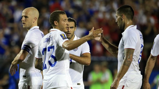 USMNT faces Haiti in its second game of the 2015 CONCACAF GOLD Cup