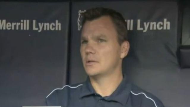 Boston Red Sox general manager Ben Cherington