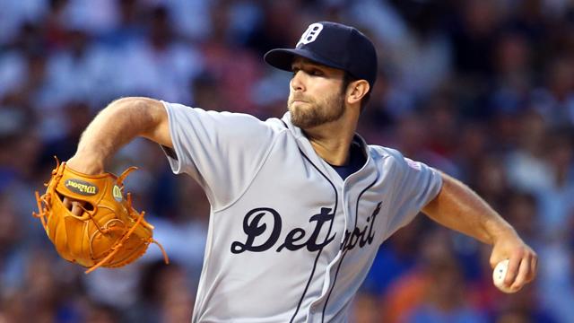 Detroit Tigers starting pitcher Daniel Norris