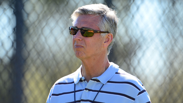 Detroit Tigers general manager and president Dave Dombrowski