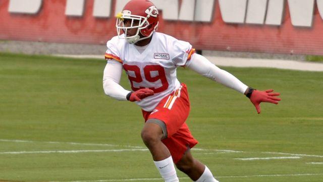 Chiefs cornerback Eric Berry