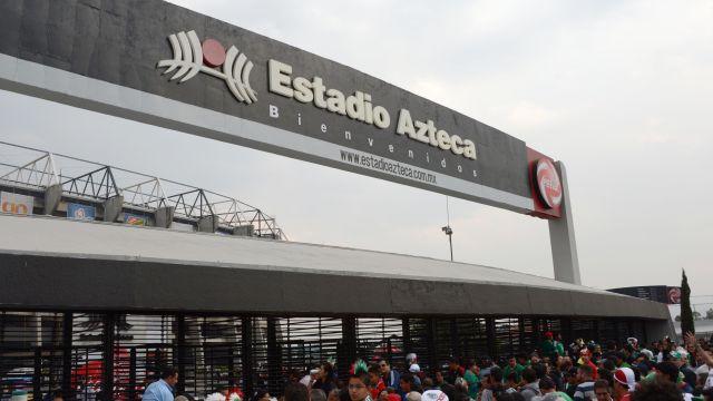 Estadio Azteca in Mexico