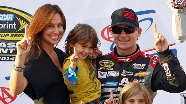 Ingrid Vandebosch Jeff Gordon S Wife Turns Heads Both Left Right Photos Nesn Com