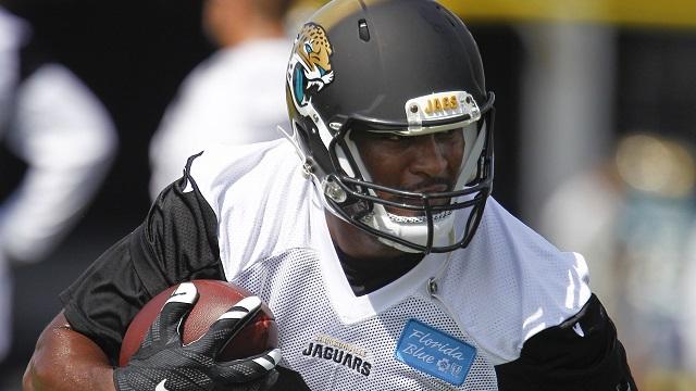 Jaguars tight end Julius Thomas