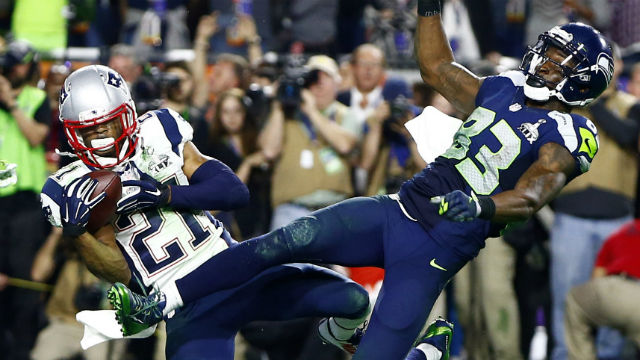 New England Patriots strong safety Malcolm Butler