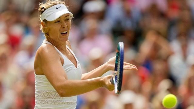Maria Sharapova withdraws from U.S. Open