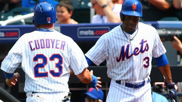 Mets' Michael Cuddyer, Curtis Granderson
