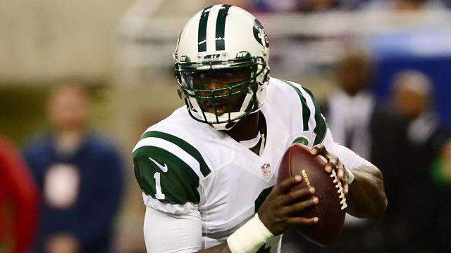 NFL free-agent quarterback Michael Vick