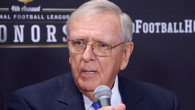 Former Packers GM Ron Wolf