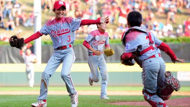 Team Japan wins LLWS