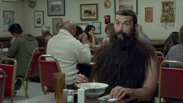 Andrew Luck stars in DirecTV ad