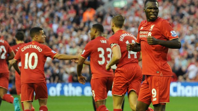 Christian Benteke headlines Liverpool's Europa League squad
