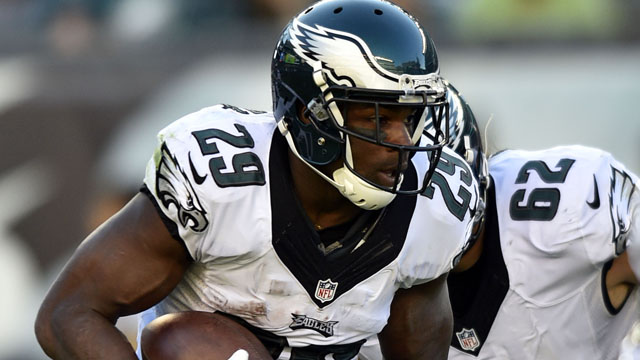 Eagles running back DeMarco Murray