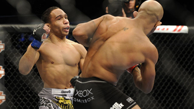 Demetrious Johnson and John Dodson