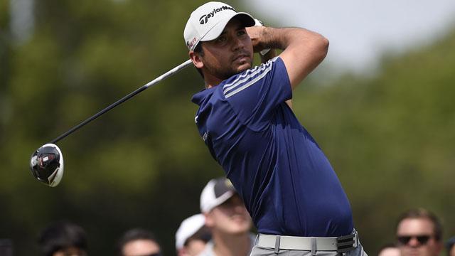 Golfer Jason Day at The Barclays